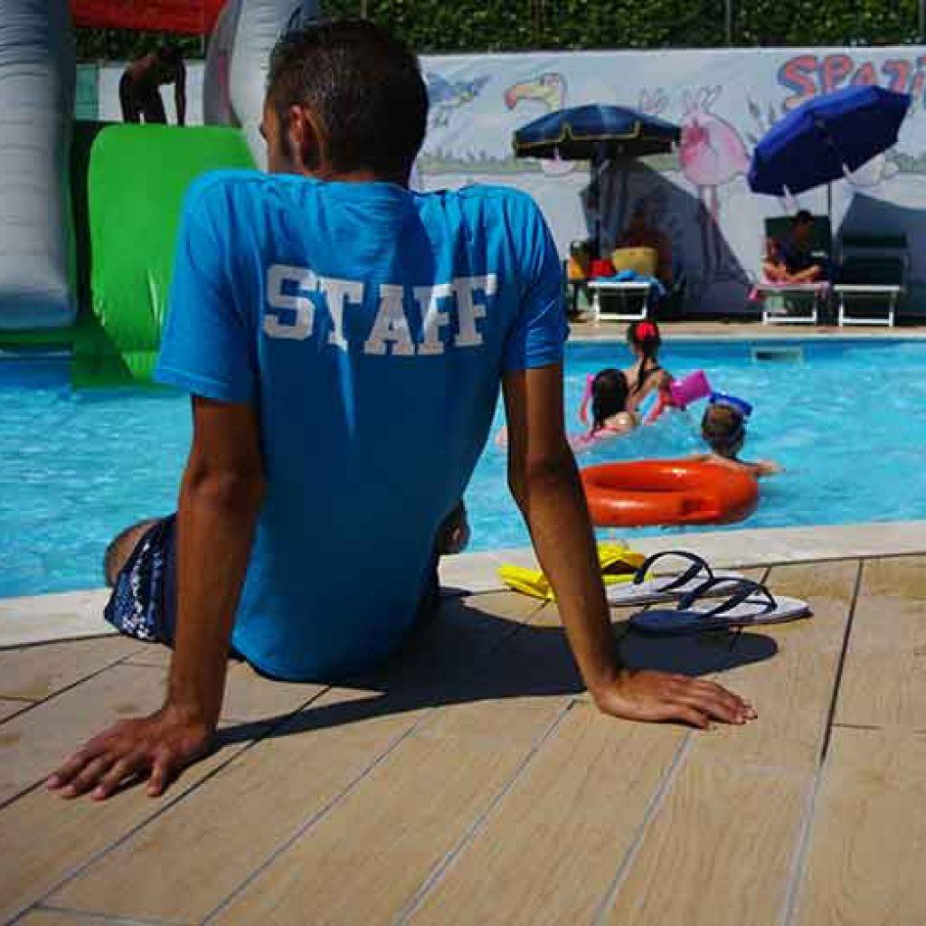 Lavoro Animatori e Staff | Sutri | Acquapark Fontevivola